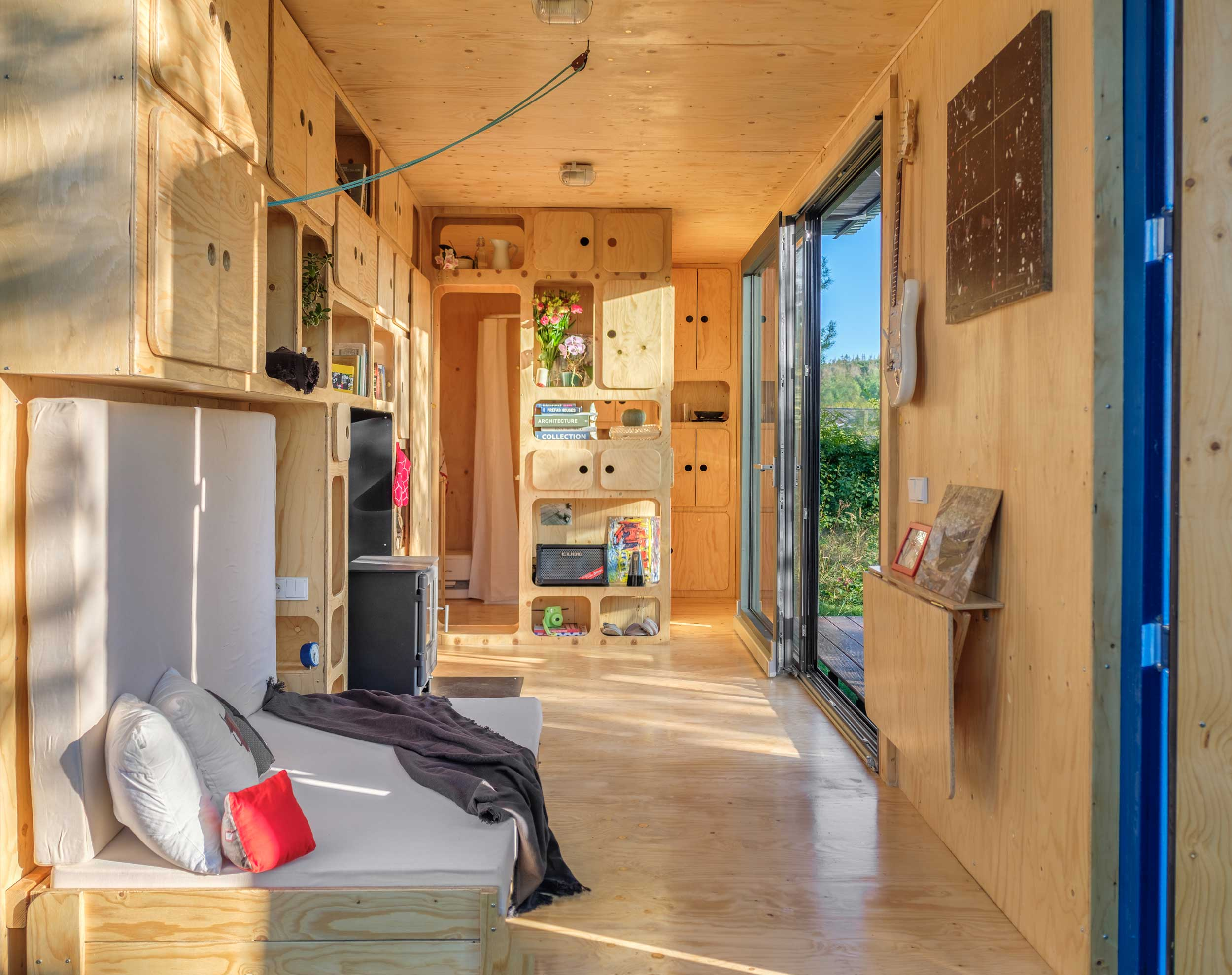 5 Eco Friendly Tiny House Design Trends For 2021 Cabin House Plans Home Floor Designs Garden Shed Plans Cottage Blueprints