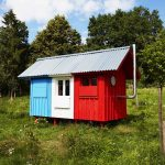 prefabricated modular wooden houses
