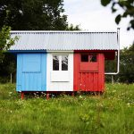 prefabricated timber tiny house