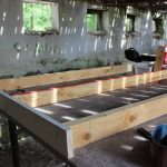 prefab tiny house roof construction