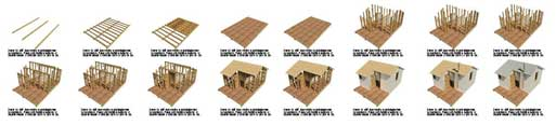 small-cabin-plans-blueprints-garden-shed