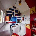 modular tiny house interior