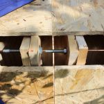 prefab ridge panel joints
